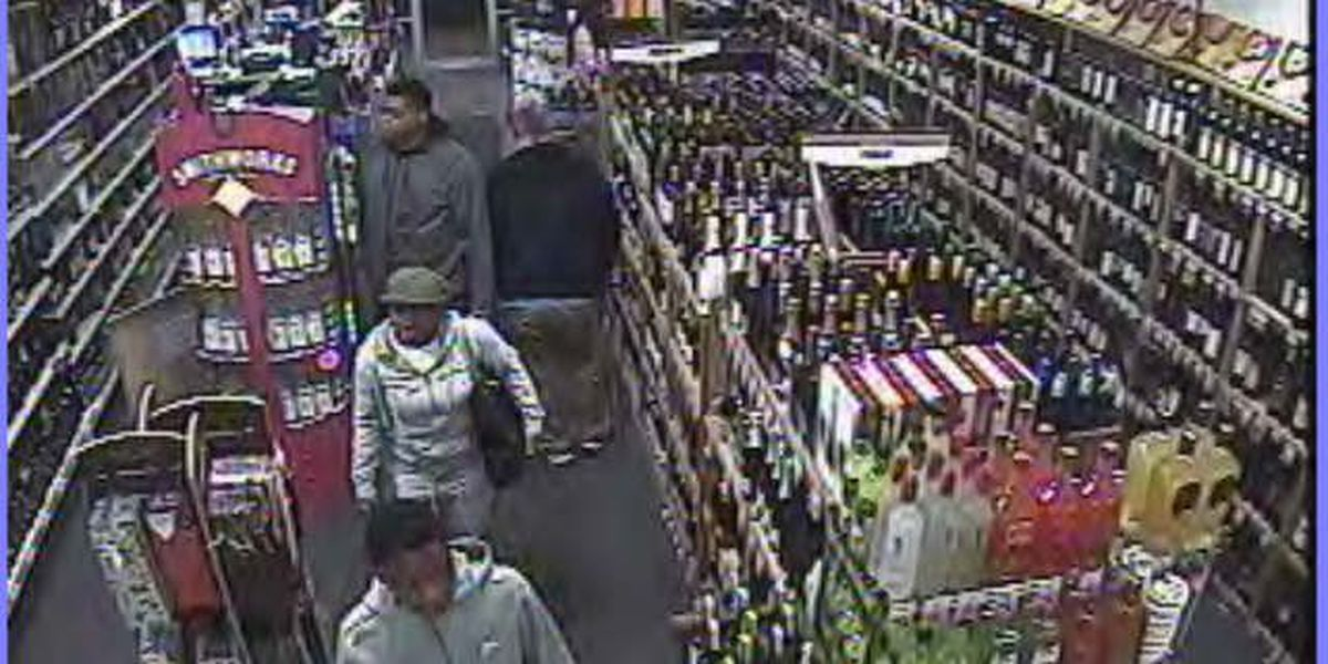 Hundreds of dollars worth of top-shelf tequila, champagne stolen from liquor store