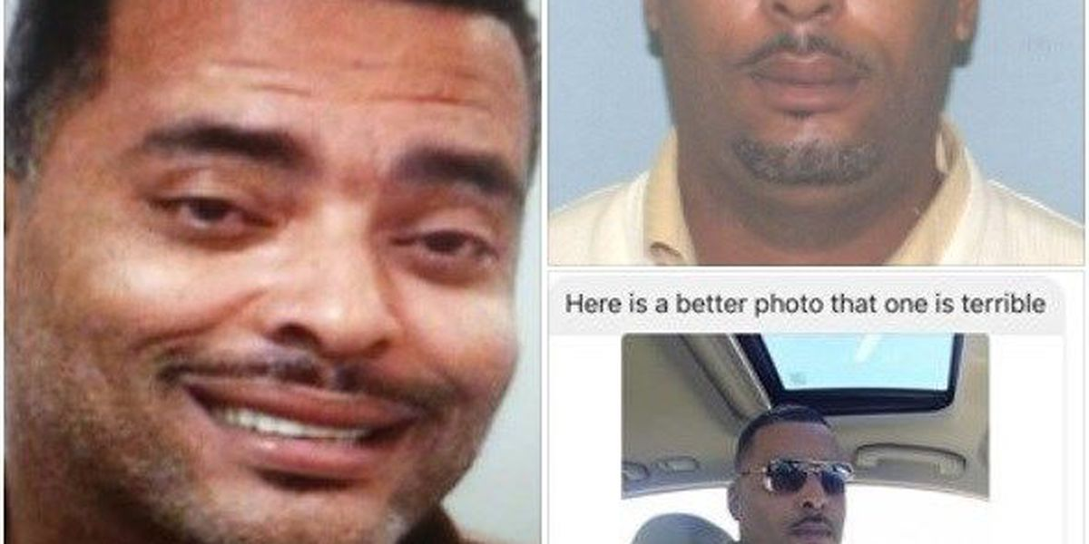 Conceited crook doesn't like mugshot, sends police selfie