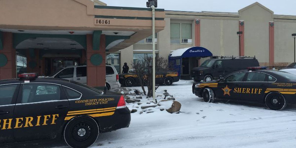 Raid at Brook Park motel aims to end suspected human trafficking