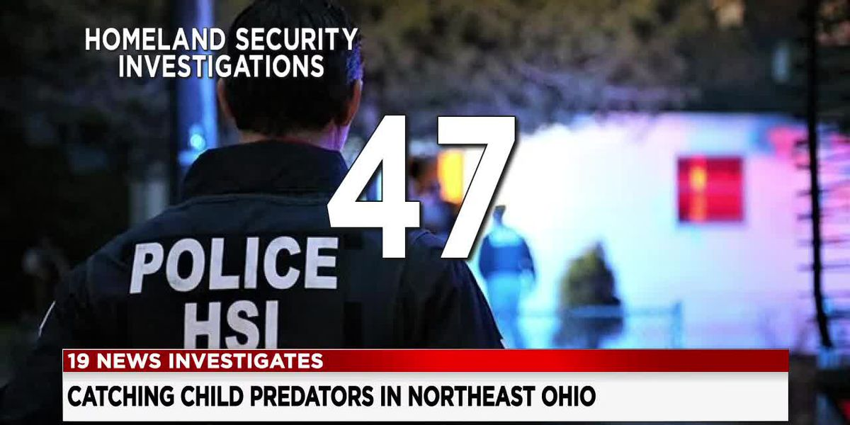 Child exploitation arrests rise in Cleveland as federal agents crack down on predators