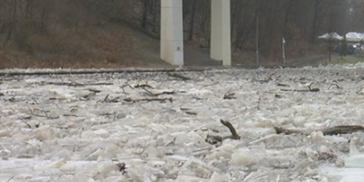 Rocky River warns about possible flooding during weekend warm-up
