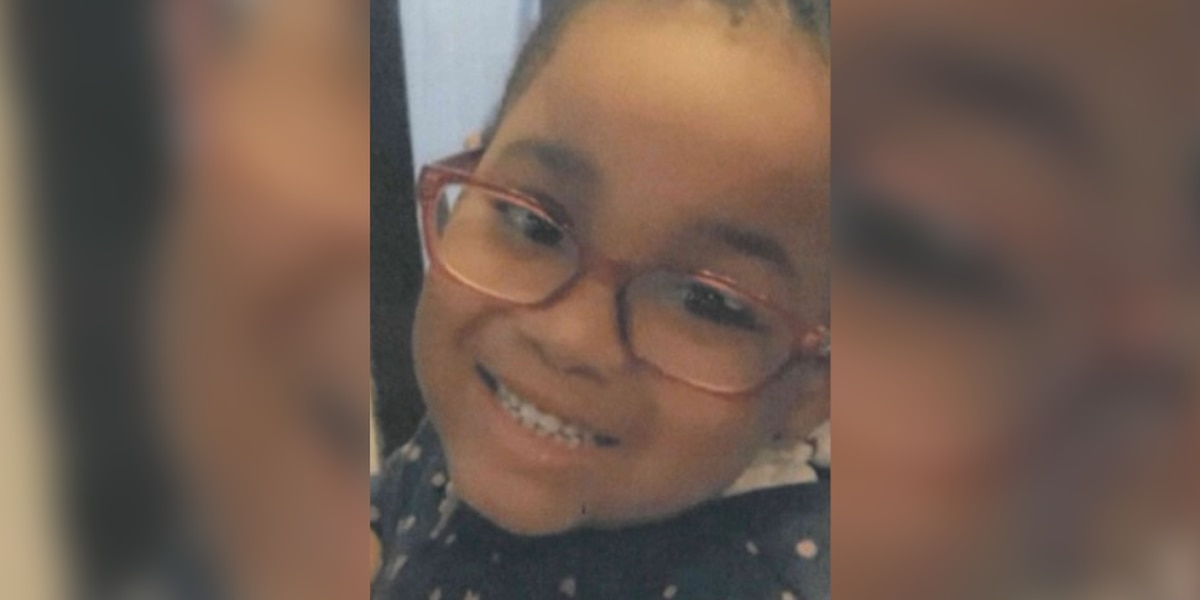Cleveland Police search for missing 5-year-old girl