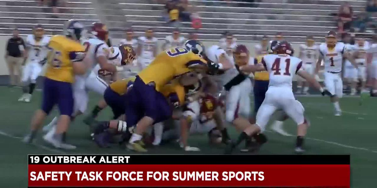 Ohio youth summer sports return, other sports remain sidelined due to pandemic