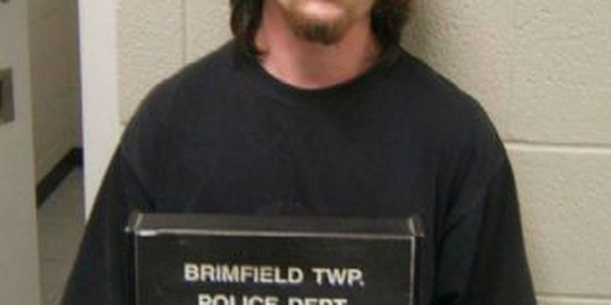 Brimfield man arrested for rape of 12 year old