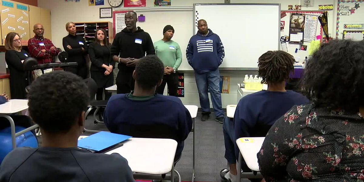 HBO star visits Juvenile Justice Center spreading message of hope, understanding