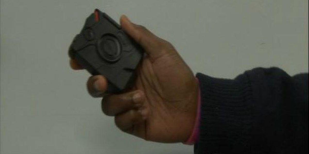 CPD undergoes body camera training