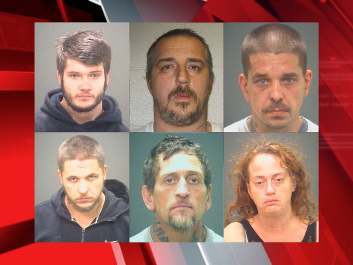 7 people named in 116-count felony indictment for Northeast Ohio theft ring