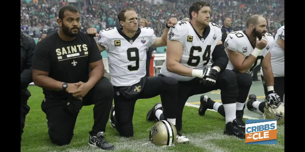 Drew Brees apologizes after facing backlash for his comments on NFL players protesting