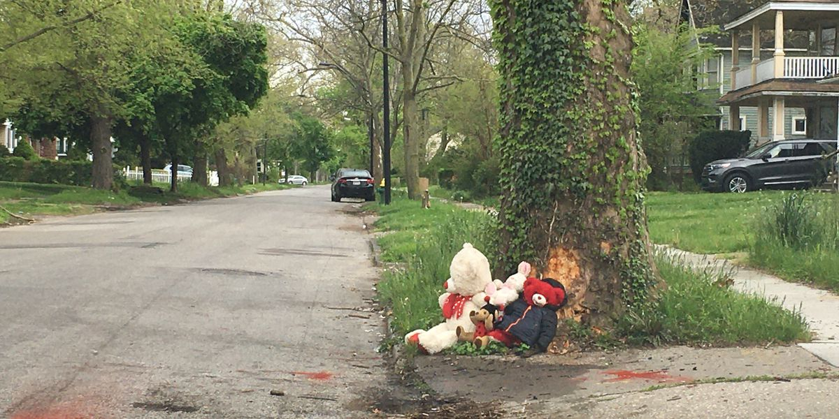 East Cleveland toddler's life taken in crash while sitting on grandmother's lap in front seat