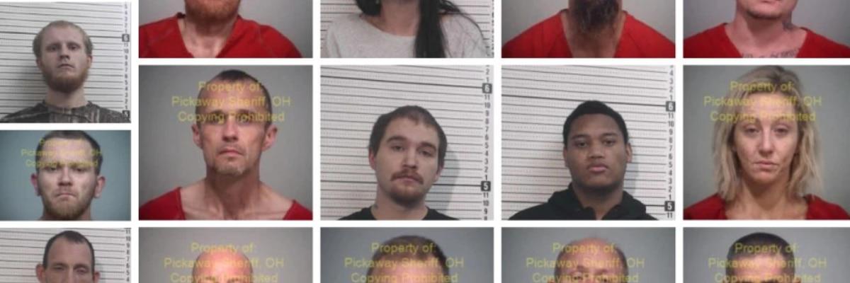 59 people taken down in massive drug bust in Ohio