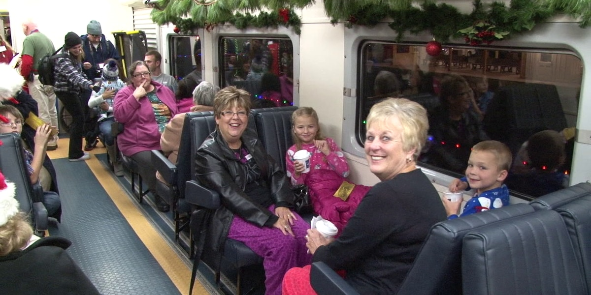 Polar Express train rides canceled for rest of season