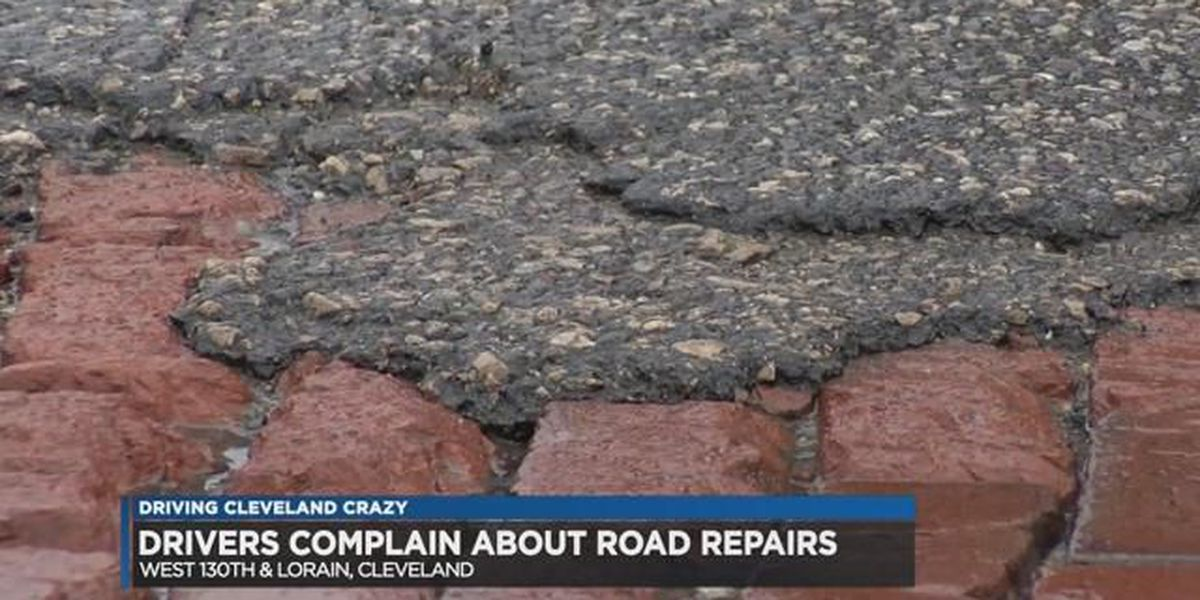Driving Cleveland Crazy: Why is a recently repaved road already eroding? Asking for a friend