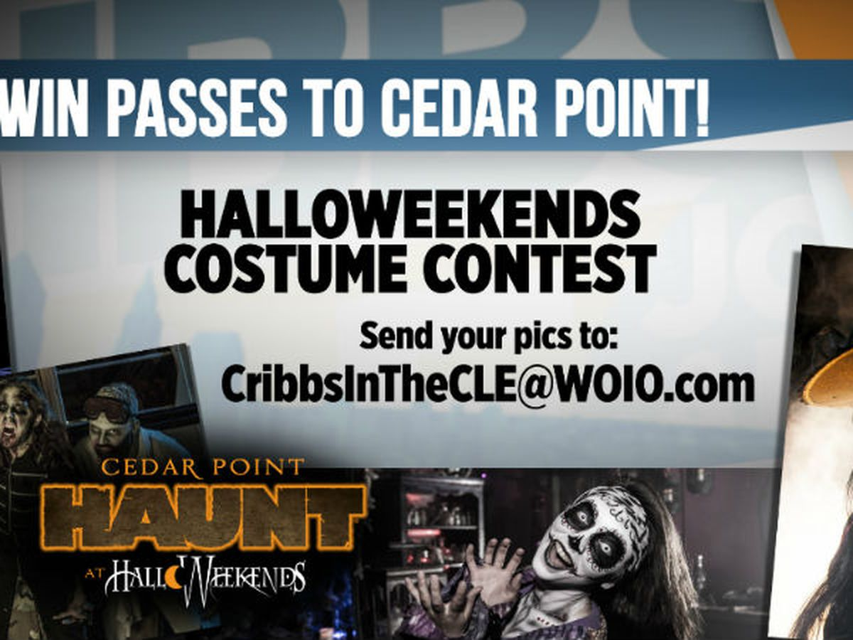 Cribbs in the CLE - Halloweekends Costume Contest