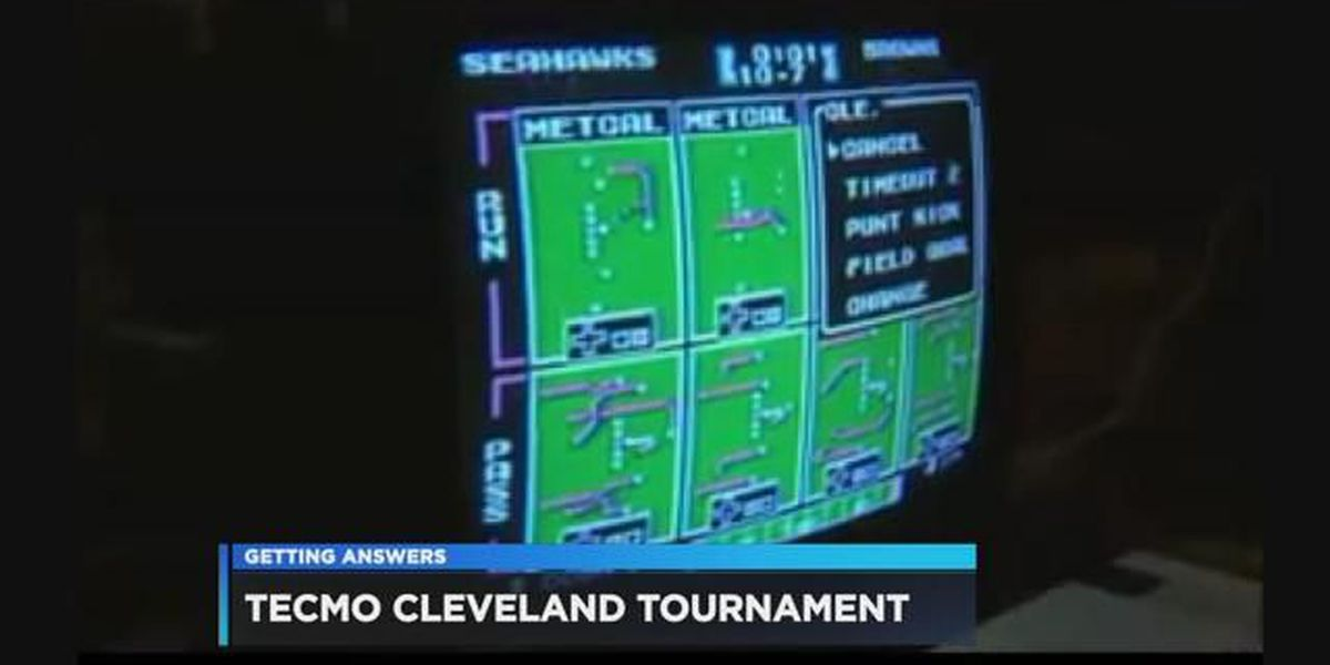 Tecmo Cleveland Keeping an 80s and 90s favorite alive