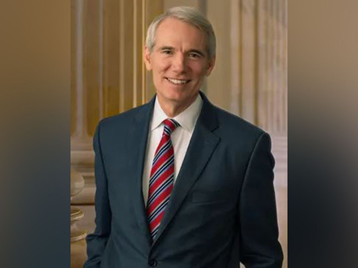 Ohio Republican US Sen. Portman says he won't support electoral challenge to overturn presidential election