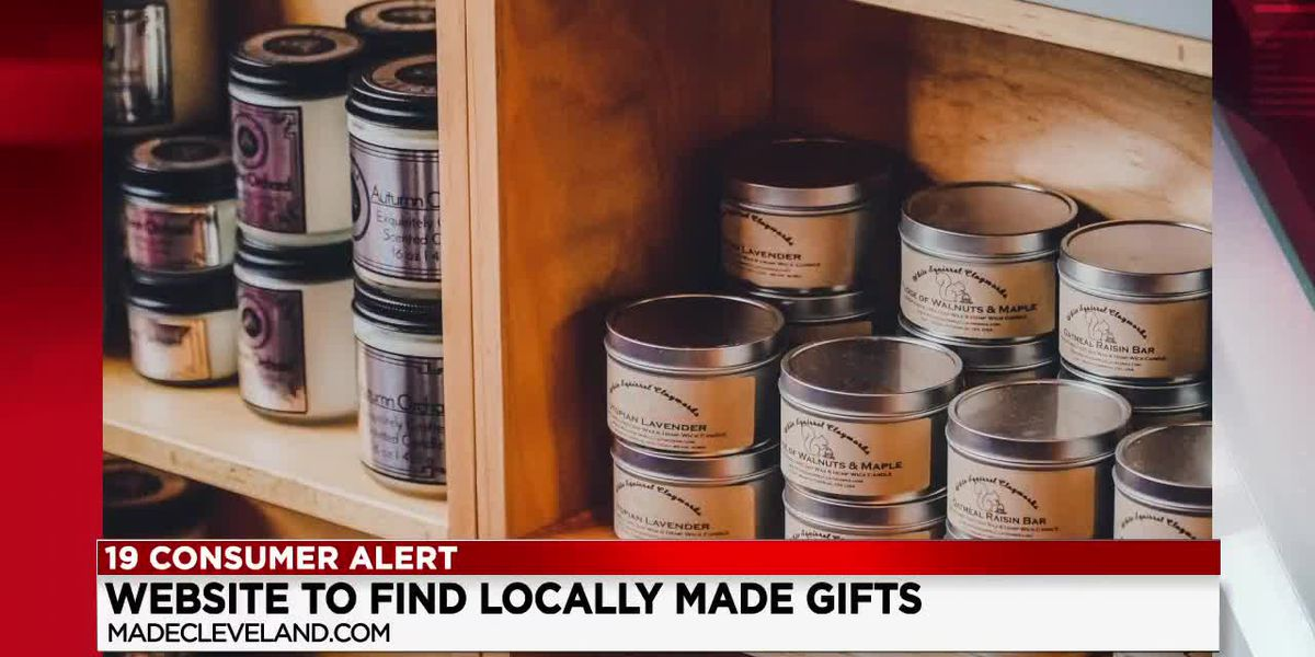 Northeast Ohio holiday gift guide: Cleveland Made