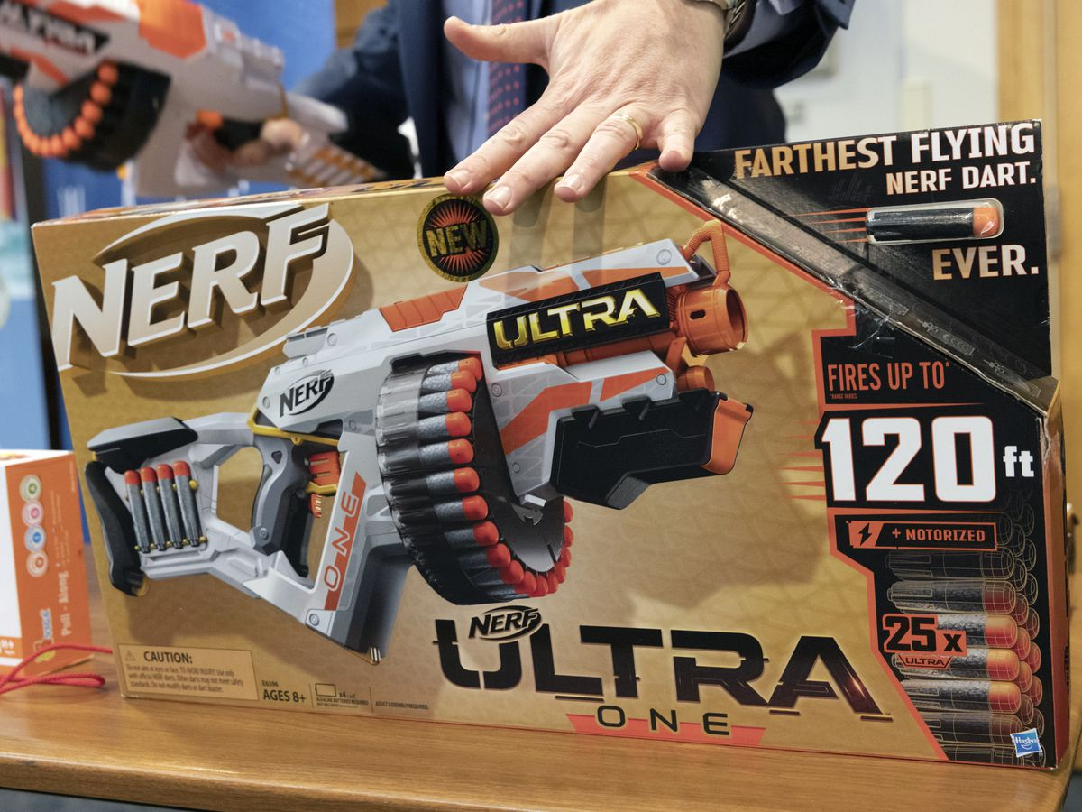 Some Dangerous Toys you could be buying this holiday season