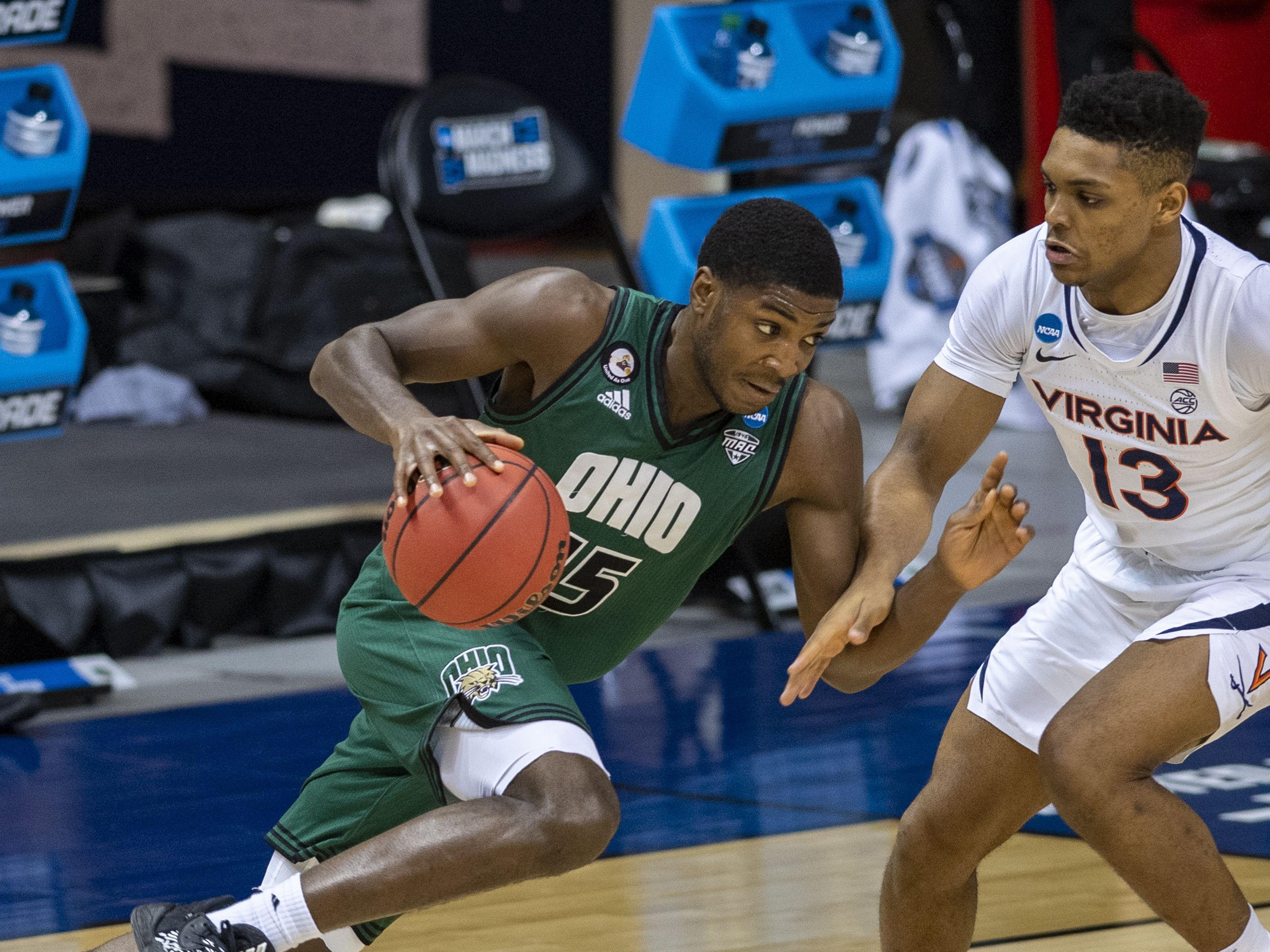 Ohio Bobcats have 3 Northeast Ohio players on team during NCAA Tournament competition