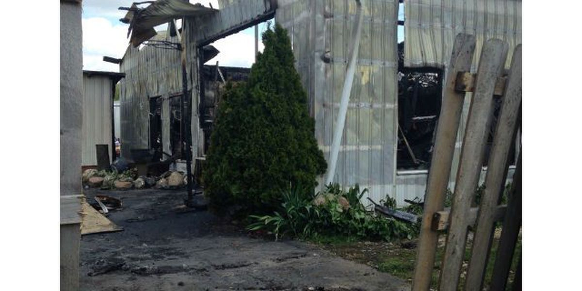 Fire that killed pets started where baby chicks were kept