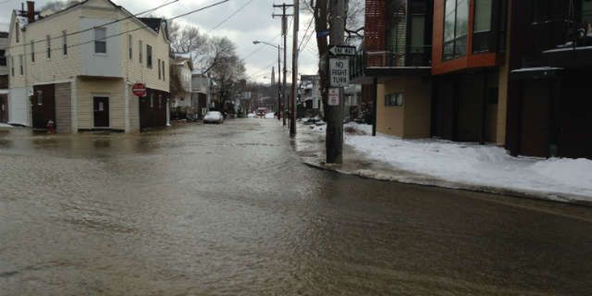 Little Italy water main repaired, streets still closed