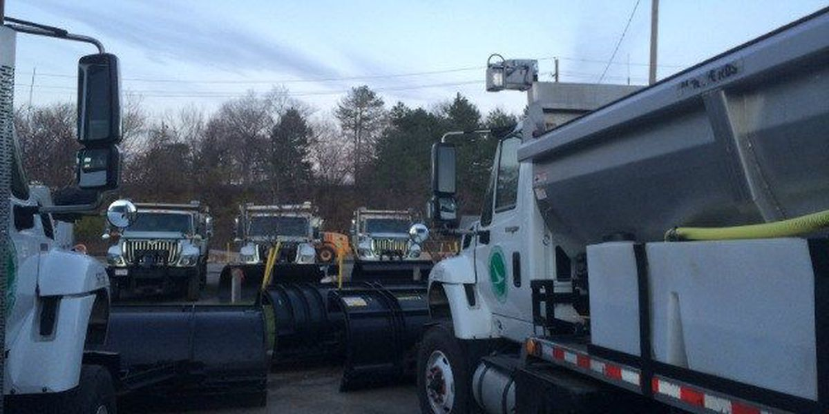 ODOT prepares for first snowfall