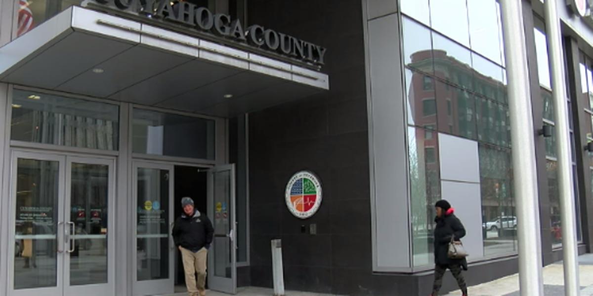 Cuyahoga County Executive Armond Budish's computer hard drive taken during FBI raid