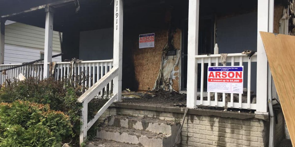 Cleveland firefighters suspect arson in vacant house explosion on Cleveland's East Side; rewards offered
