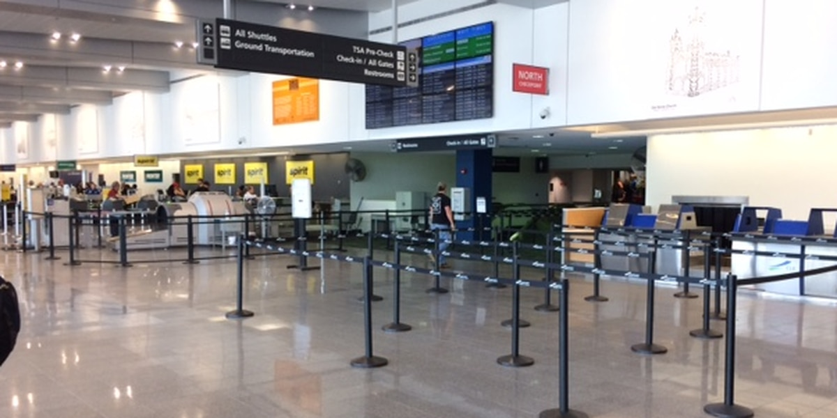 Cleveland Hopkins International Airport launches new checkpoints to reduce confusion