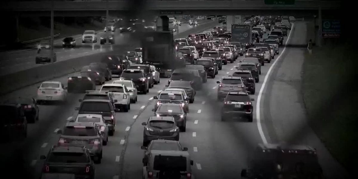 Emergency repairs have a major Akron interstate down to one lane headed west