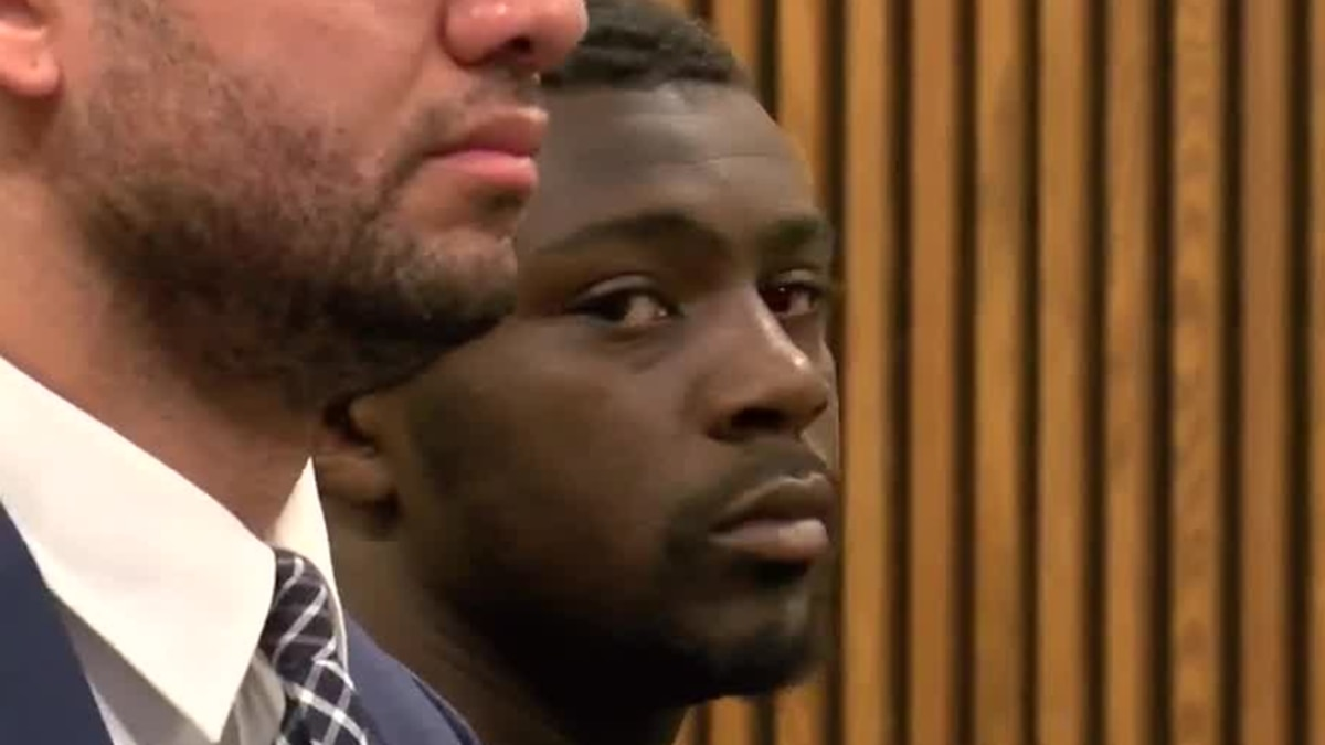 Pre-trial for Frank Q. Jackson for alleged assault