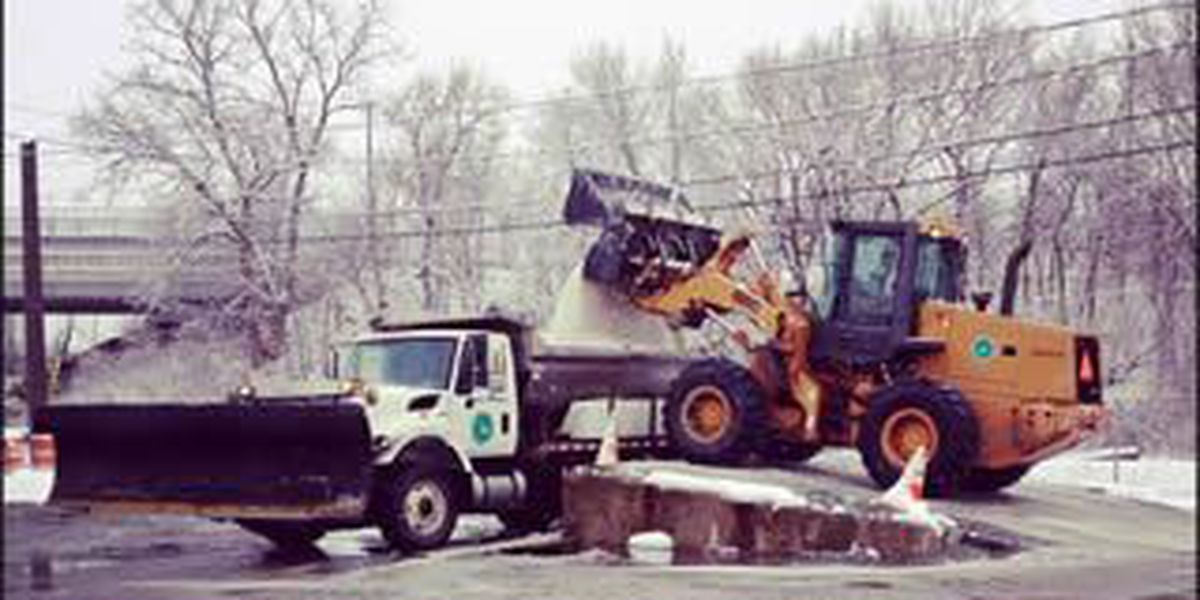 ODOT crews ready for latest blast of wintry weather