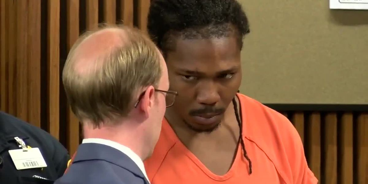Murder suspect pleads no contest on unrelated traffic charges