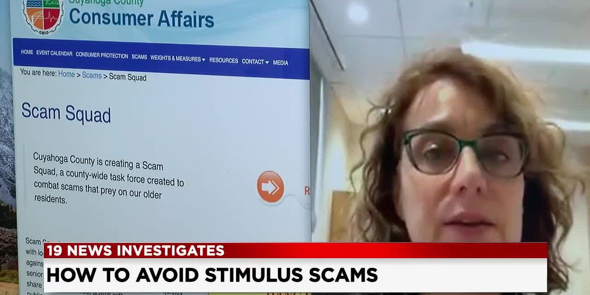 Scam Squad warns about possible scheme asking people to fill out 'census form' to receive stimulus check from the government