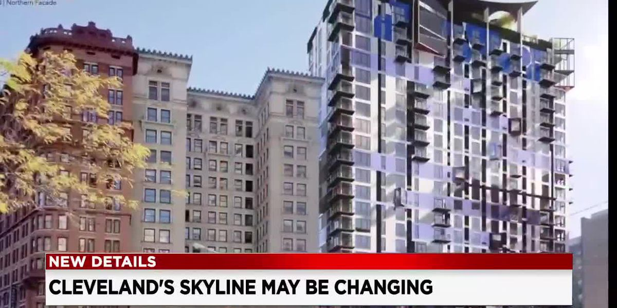 Cleveland planning commission approves designs for high-rise City Club Apartments
