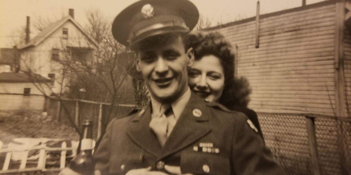 100 year-old World War II veteran celebrates birthday on Memorial Day