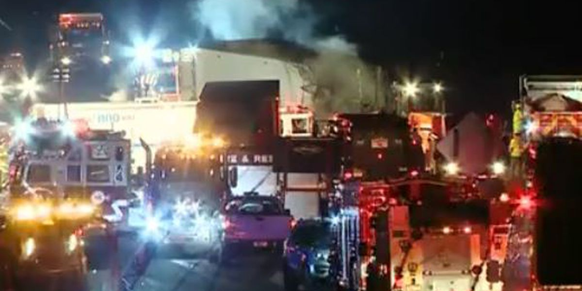 Traffic Alert: Westbound lanes of PA turnpike closed