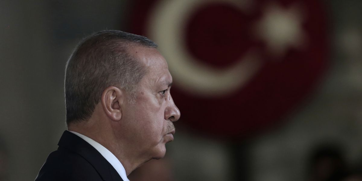 Erdogan: Saudi officials, others heard tapes of writer death