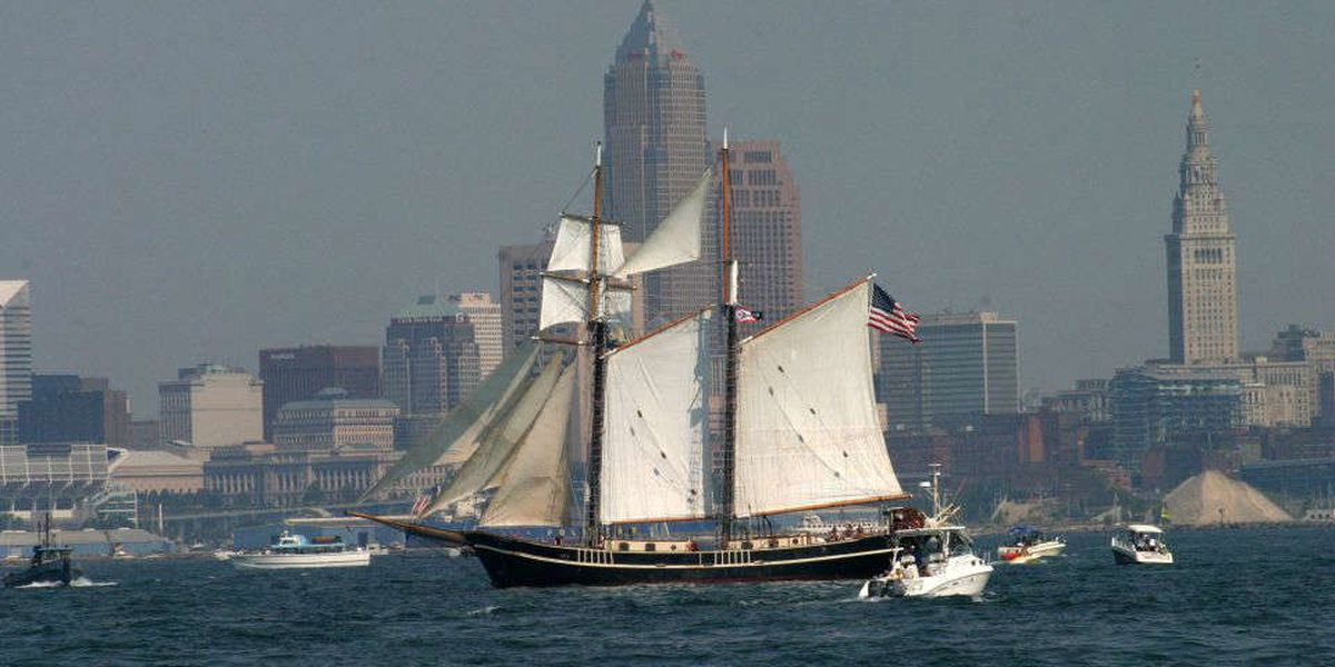 10 tall ships return to Cleveland in summer 2019