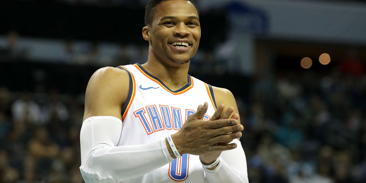 Westbrook triple-double leads Thunder past Cavs