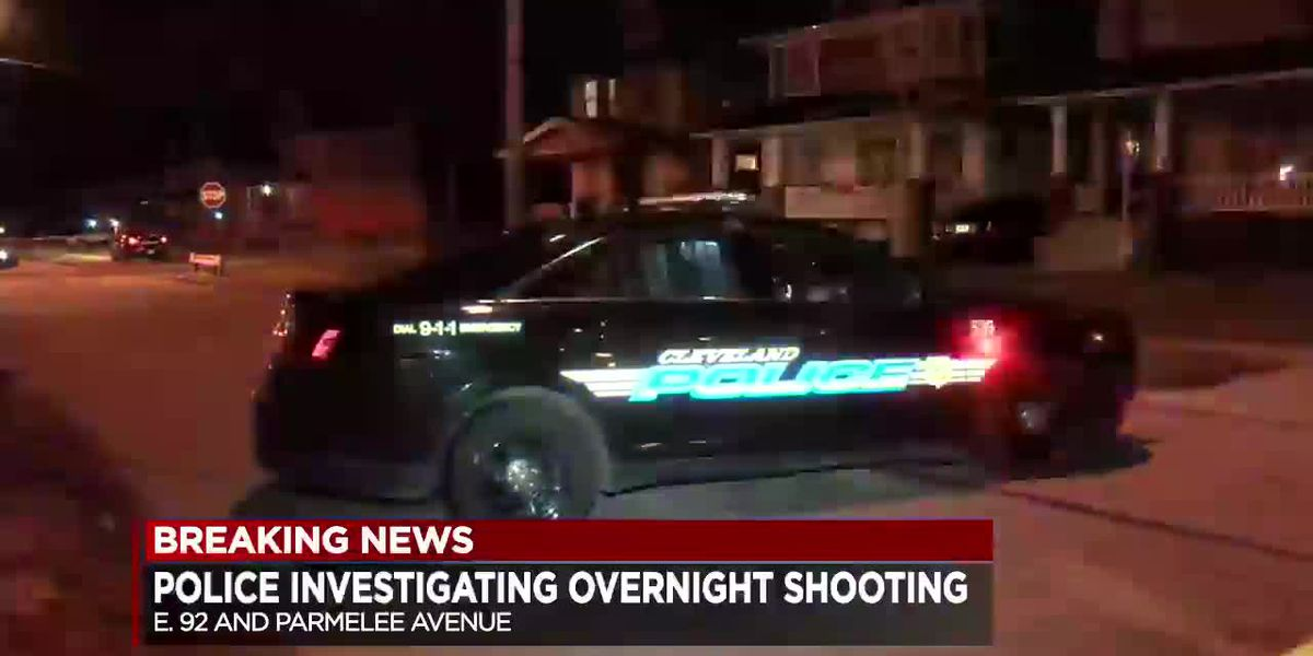 Cleveland Police investigating fatal shooting into Parmelee Avenue home with multiple children inside