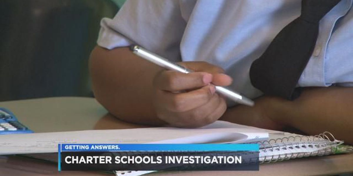 Large scale charter schools investigation underway