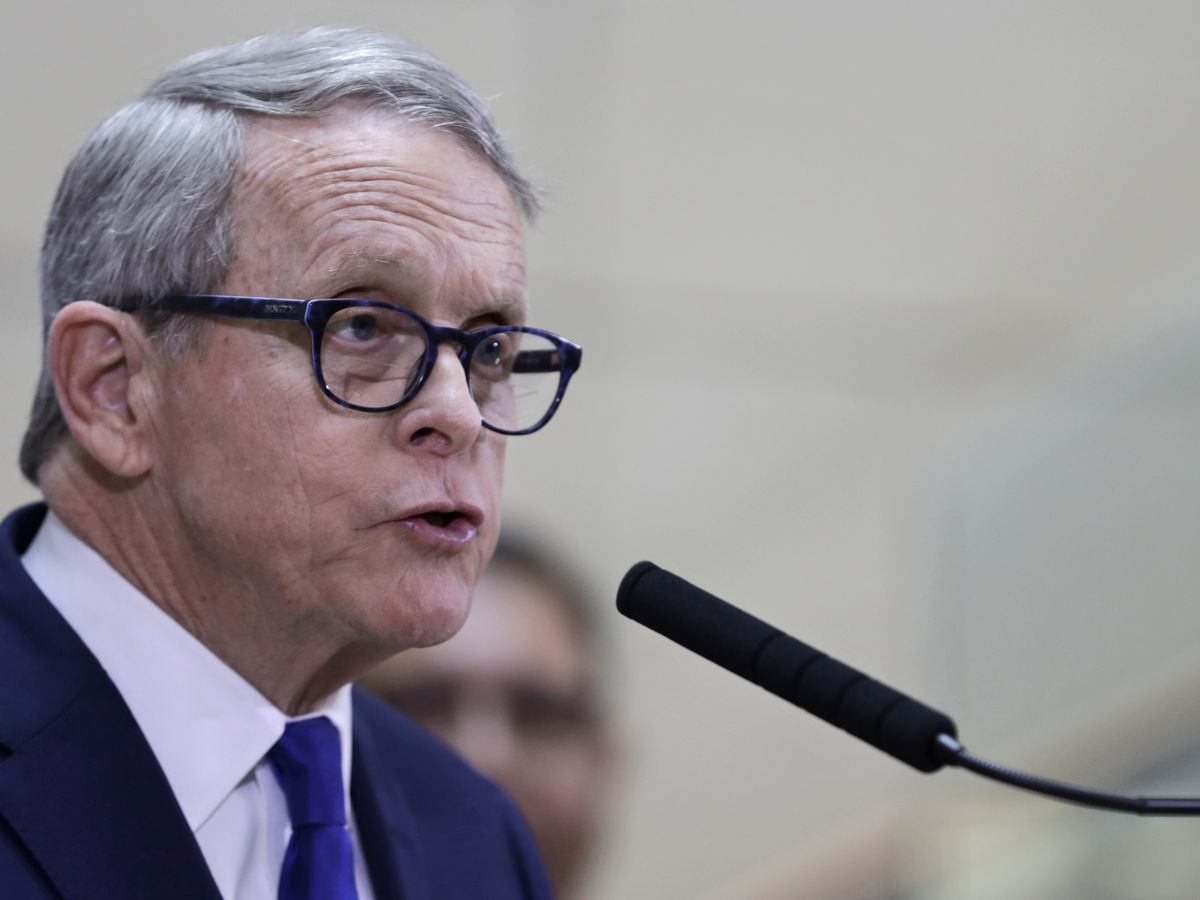 Gov. DeWine asks for $5 billion dividend to further support Ohioans during coronavirus pandemic