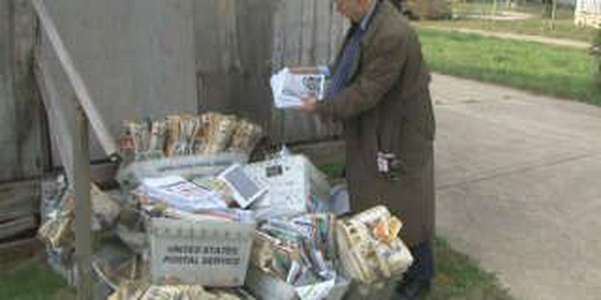 Carl Monday: Mail Dumping investigation