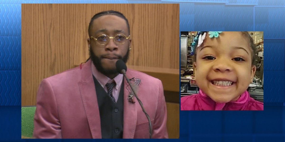 Aniya Day-Garrett's father, Mickhal Garrett, took the stand to testify in trial of daughter's murder (video)