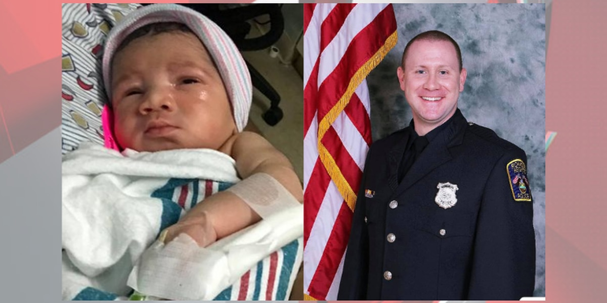 Richmond Heights police officer saves choking baby before paramedics could arrive