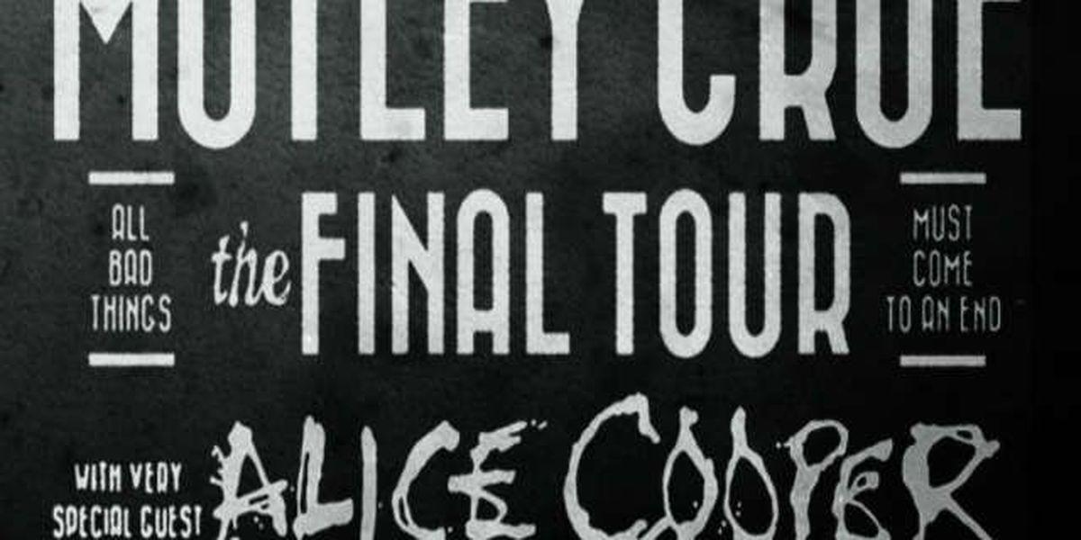 Motley Crue announces details of 2015's last leg of their 'Final Tour'