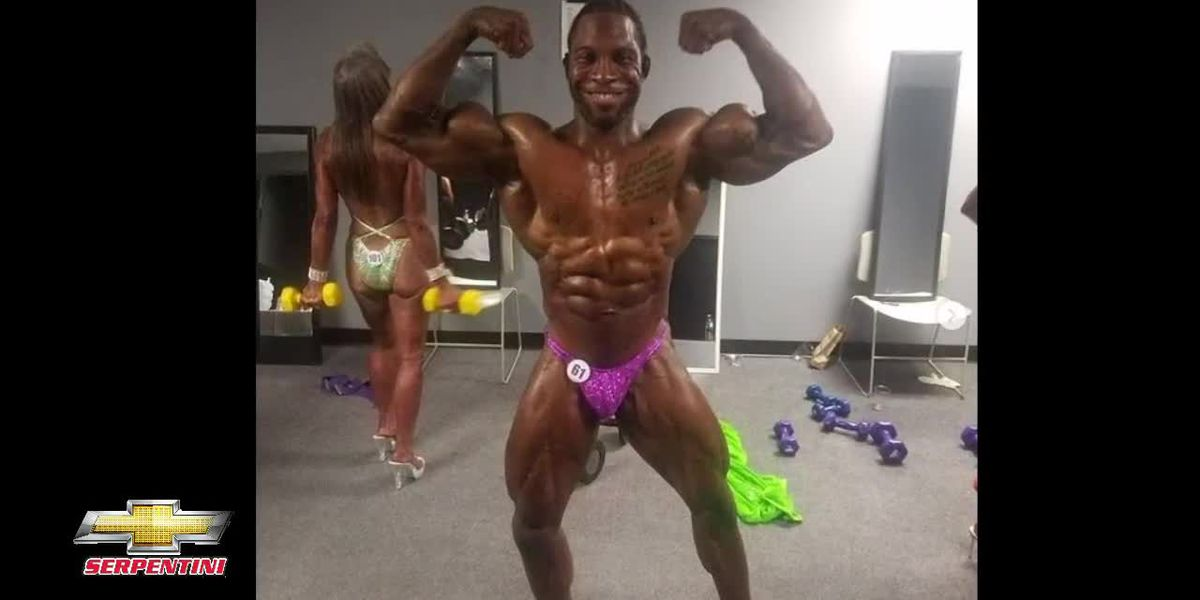 World Champion Bodybuilder talks about his journey that started right here in Northeast Ohio