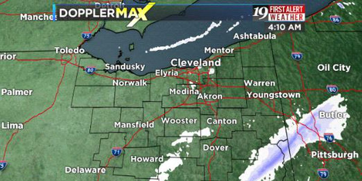 First Alert Weather Day: Dangerous temps plunge Northeast Ohio into deep freeze
