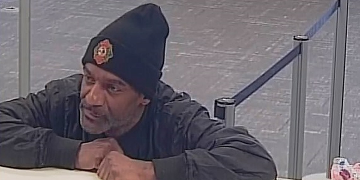 Suspected serial bank robber snatches cash from Lakewood Fifth Third branch