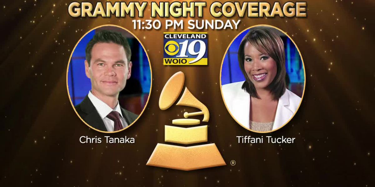 Join Cleveland 19 for Grammy Night Coverage